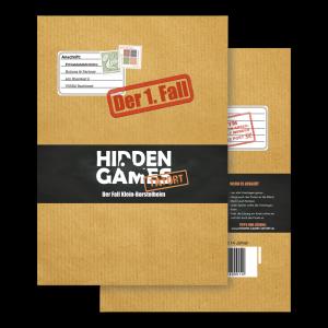 Krimispiel Fall 1 Umschlag