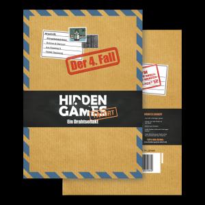 Krimispiel Fall 4 Umschlag