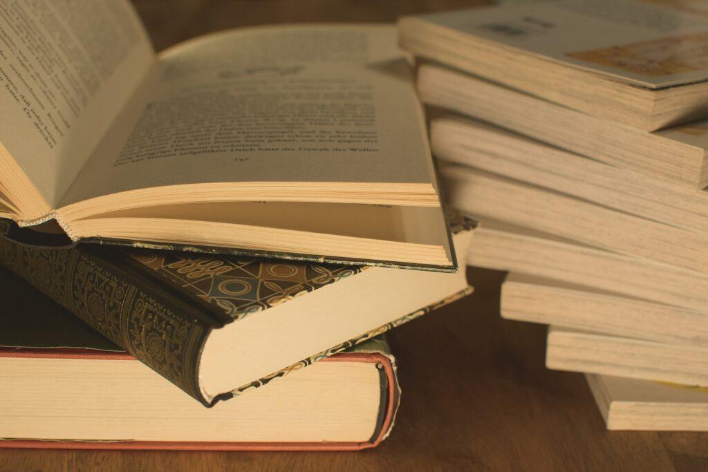 Bücher Rätsel